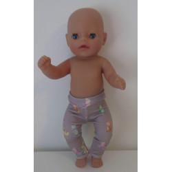 romper poppenmaat 43cm baby...