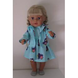 jurk met jas mint jet baby...
