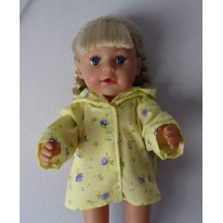 zomerjas geel baby born 43cm