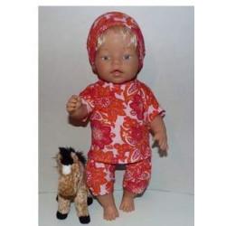 tricot zomer pyjama baby...