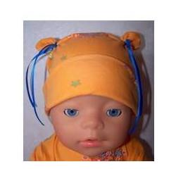mutsje geel baby born 43cm