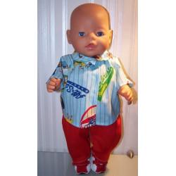 blouse setje diego baby...