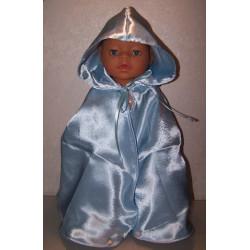 prinsessencape blauw baby...