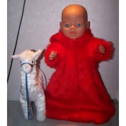 borgreiszak rood baby born...