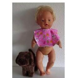 slab roze konijnen baby...