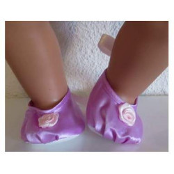 balletschoentjes lila baby...
