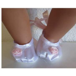 balletschoentjes wit baby...