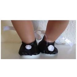 balletschoentjes zwart baby...