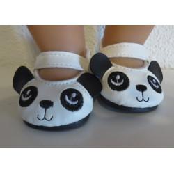 panda schoentjes baby born...
