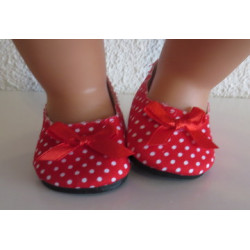 zomer schoentjes rood...