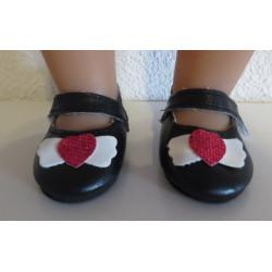 zomer schoentjes zwart baby...