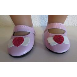 zomer schoentjes roze baby...