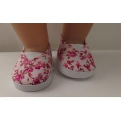 zomer schoentjes roze...