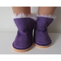 ugs laarzen paars baby born...