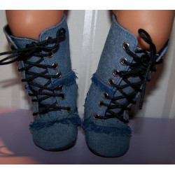 spijkerlaarzen baby born...