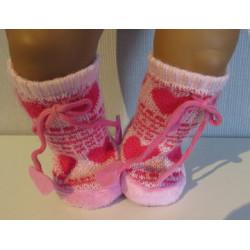 estland laarzen roze baby...