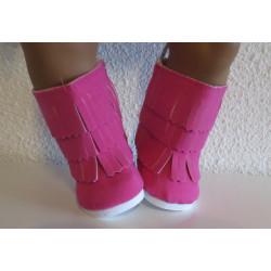 laarzen hard roze baby born...