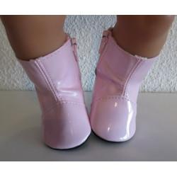 regenlaarzen roze baby born...