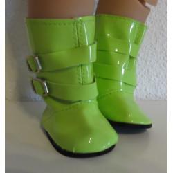 regenlaarzen groen baby...