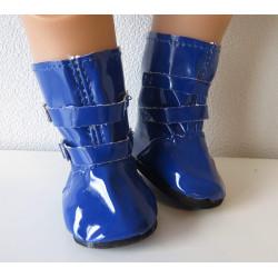regenlaarzen blauw baby...