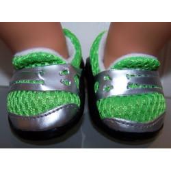 schoentjes groen baby born...