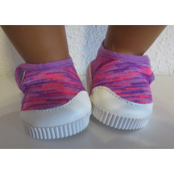 sneakers lila baby born...