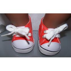 sneakers oranje baby born...