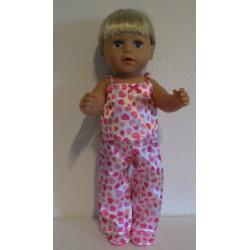 pyjama set roze baby born...