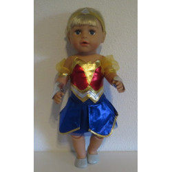 wonder women outfit baby...