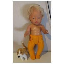 maillot licht oranje baby...