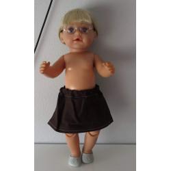 rok bruin baby born 43cm