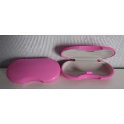 brillenkoker roze