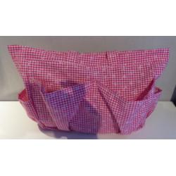 lux ondergoed setje roze...