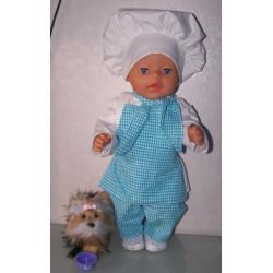 koks set baby born 43cm