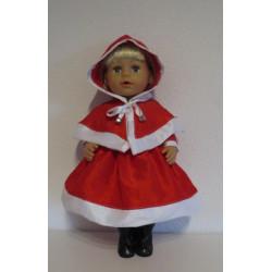 luxe kerst vrouw jurk baby...