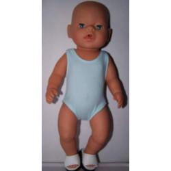 badpak mint baby born 43cm