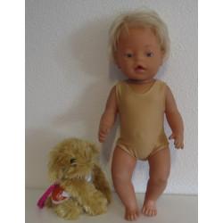 badpak baby born 43cm