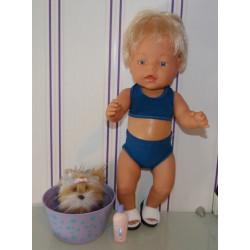 bikini baby born 43cm