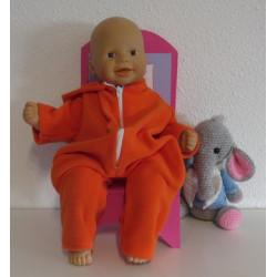 winterpak oranje babypop...