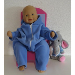 winterpak blauw babypop...