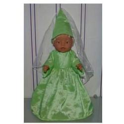 feeenjurk licht groen baby...