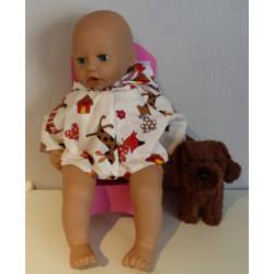jas hondjes babypop 46/48cm