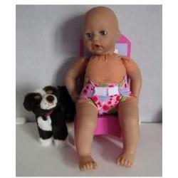 luier roze appels babypop...