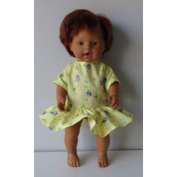 jurk geel little baby born...
