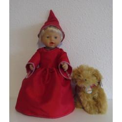 feenjurk rood little baby...