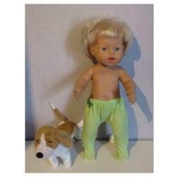 maillot groen little baby...