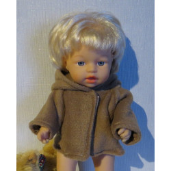 winterjas bruin little baby...
