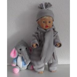 winterpak grijs little baby...