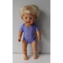 romper lila little baby...
