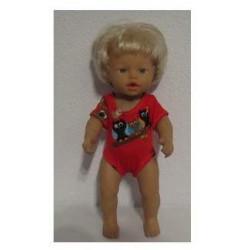 baby doll setje roze met...